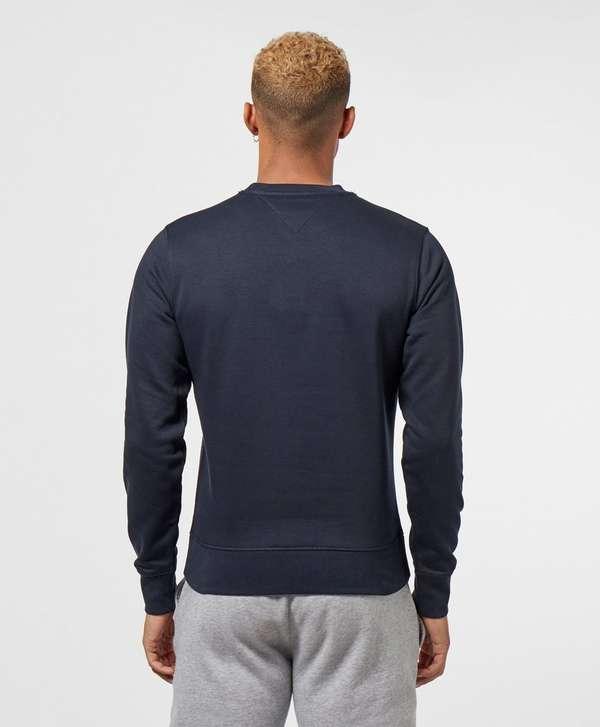 Tommy Hilfiger Logo Crew Sweatshirt