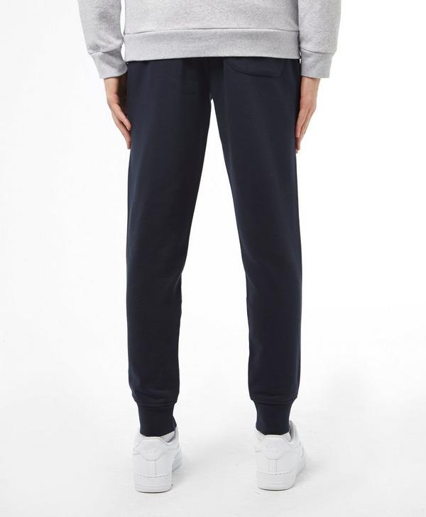 Tommy Hilfiger Logo Cuffed Fleece Pants