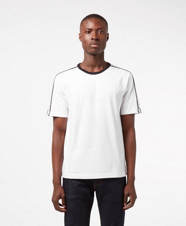 Calvin Klein Monogram Tape Short Sleeve T-Shirt