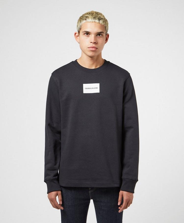 Calvin Klein Jeans Small Box Logo Sweatshirt