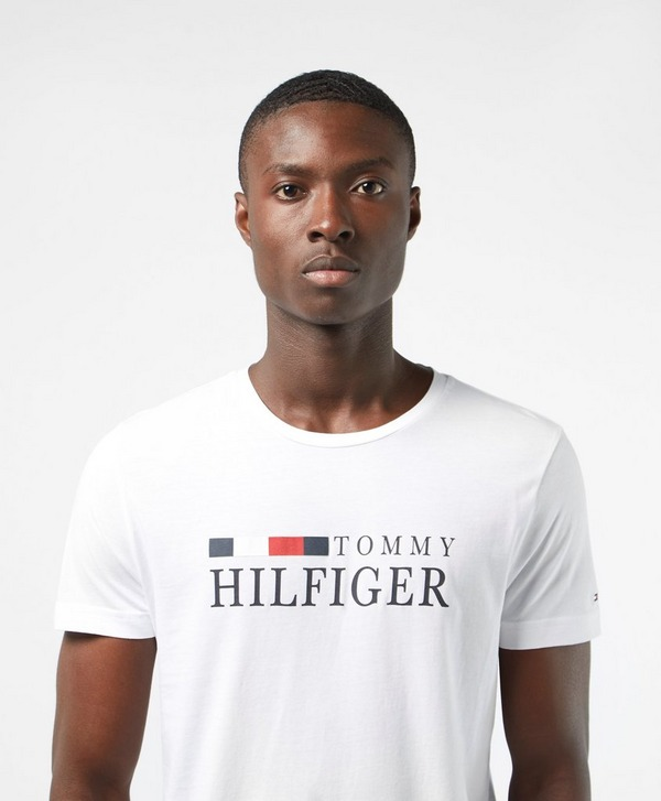 Tommy Hilfiger Hilfiger Logo Short Sleeve T-Shirt