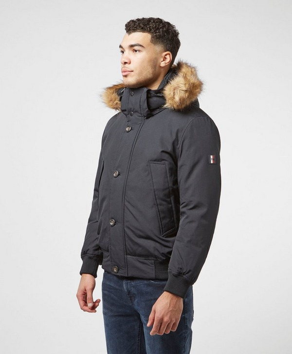 Tommy Hilfiger Hampson Down Padded Bomber Jacket