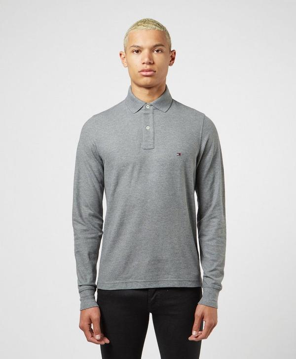 Tommy Hilfiger Slim Long Sleeve Polo Shirt