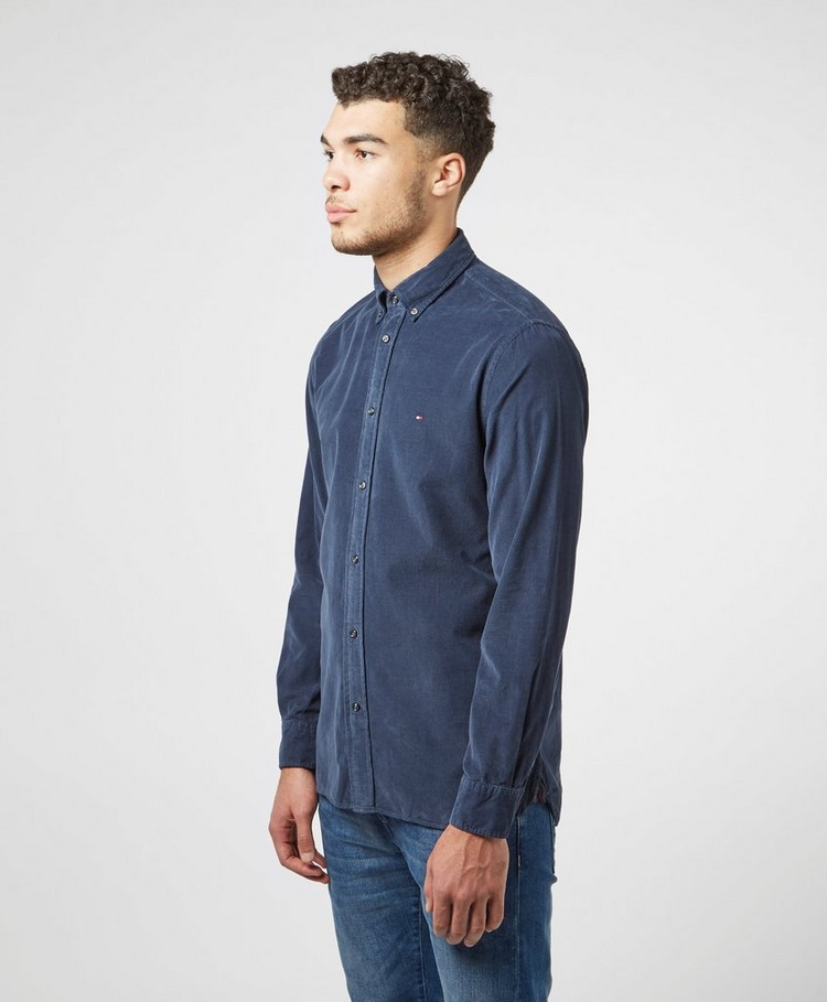Tommy Hilfiger Cord Long Sleeve Shirt