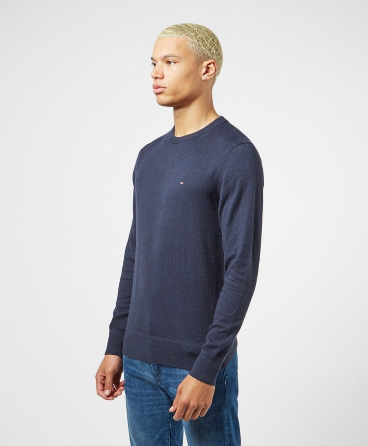 Tommy Hilfiger Cashmere Crew Knitted Jumper