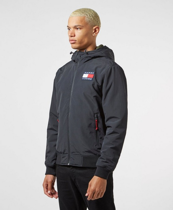 Tommy Jeans Badge Nylon Jacket