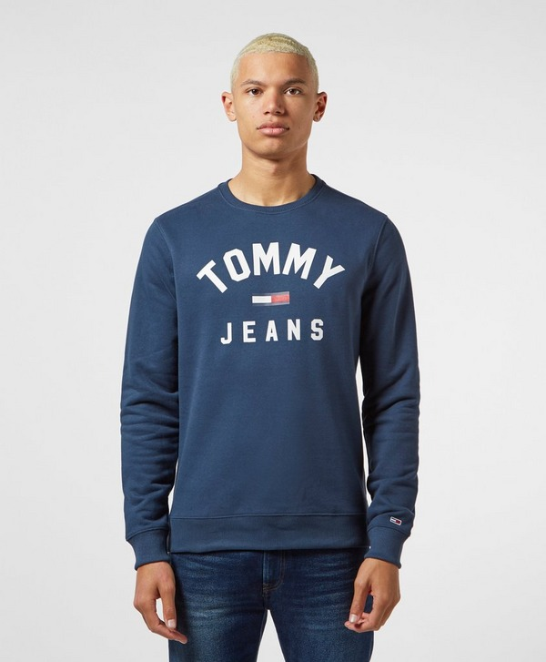 Tommy Jeans Arch Flag Sweatshirt