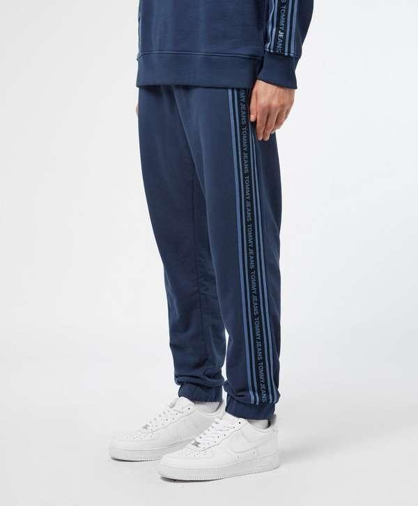 Tommy Jeans Tape Cuffed Fleece Pants