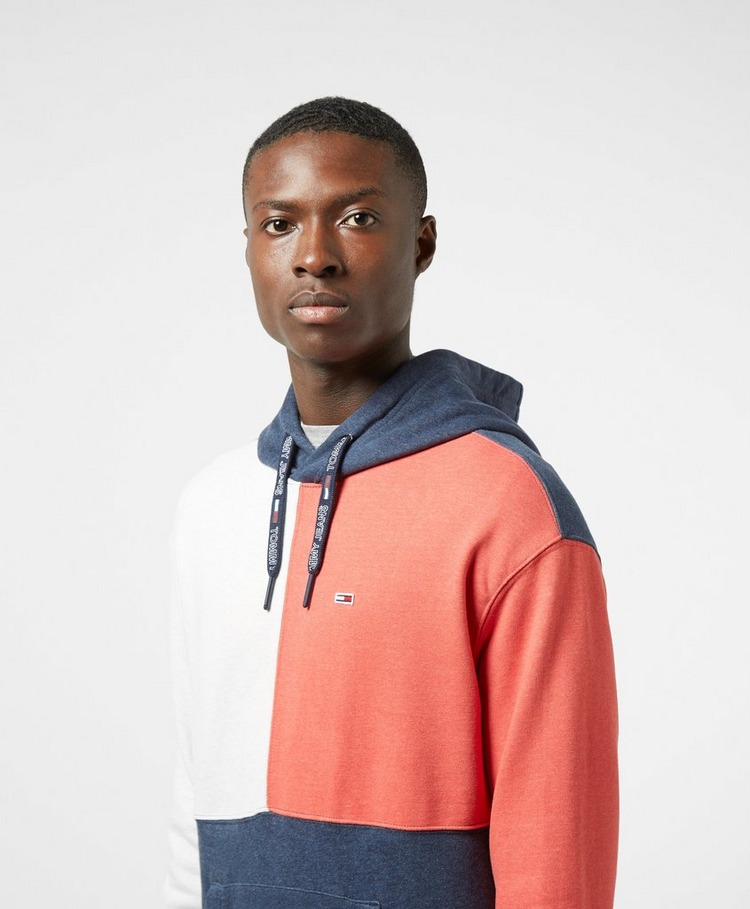 Tommy Jeans Colour Block Overhead Hoodie