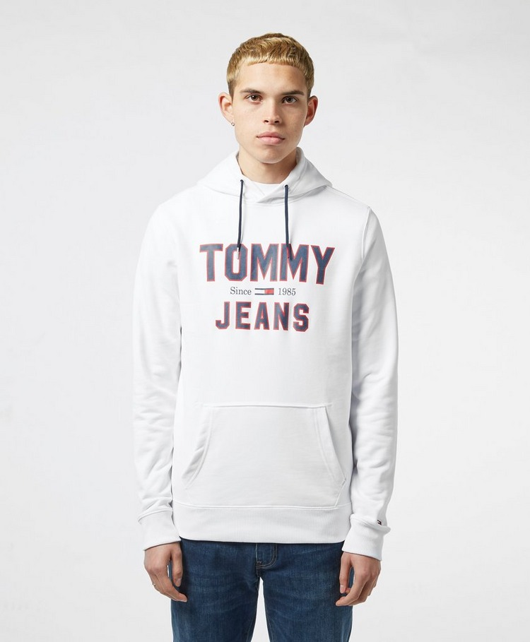 Tommy Jeans 1985 College Logo Overhead Hoodie