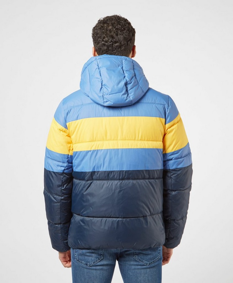 Tommy Jeans Block Stripe Padded Jacket