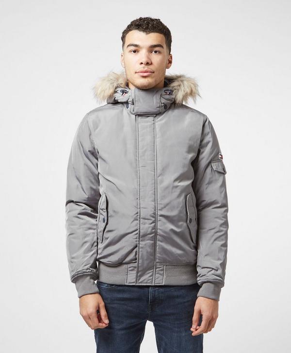 Tommy Jeans Padded Tech Parka Jacket