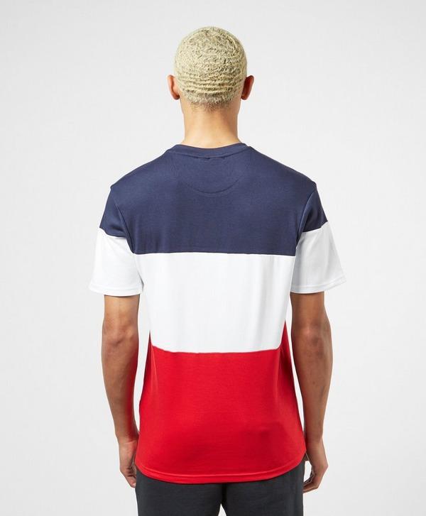 Fila Vialli Colour Block T-Shirt