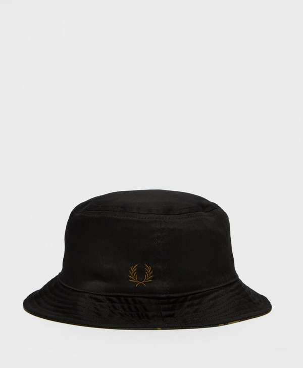 7c93595f0 Fred Perry Reversible Bucket Hat | scotts Menswear