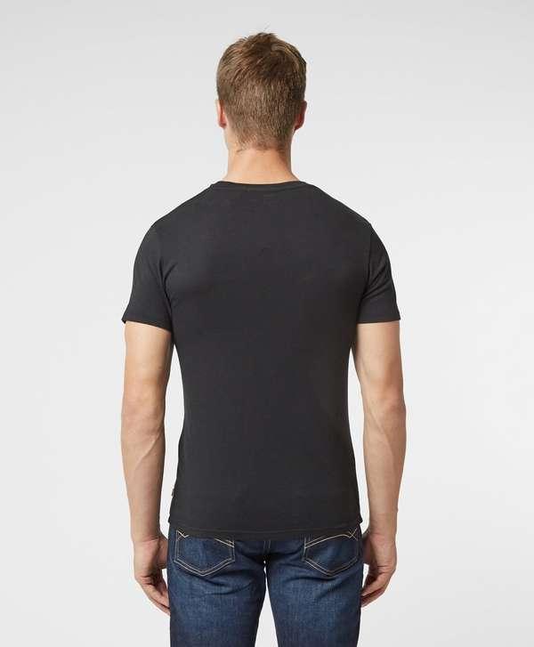 Levis Peach Photo Short Sleeve T-Shirt