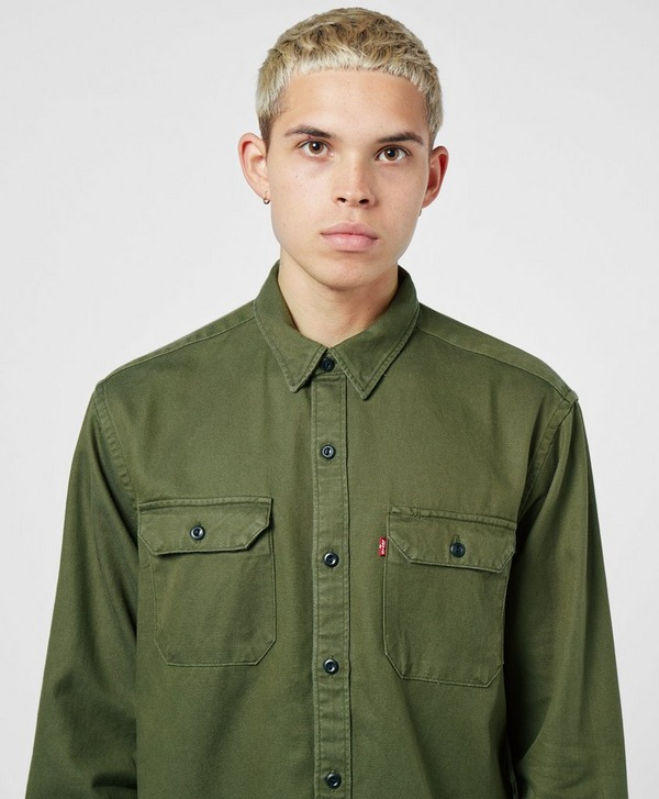 Levis Jackson Long Sleeve Overshirt