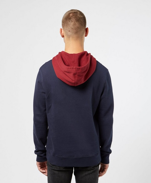 Levis Colour Block Hood Overhead Hoodie