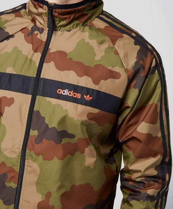 0955600757f98 adidas Originals Marathon Windbreaker Jacket   scotts Menswear