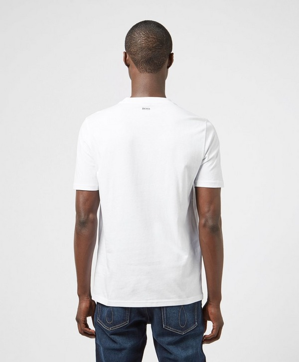 BOSS Trek4 Marble Short Sleeve T-Shirt