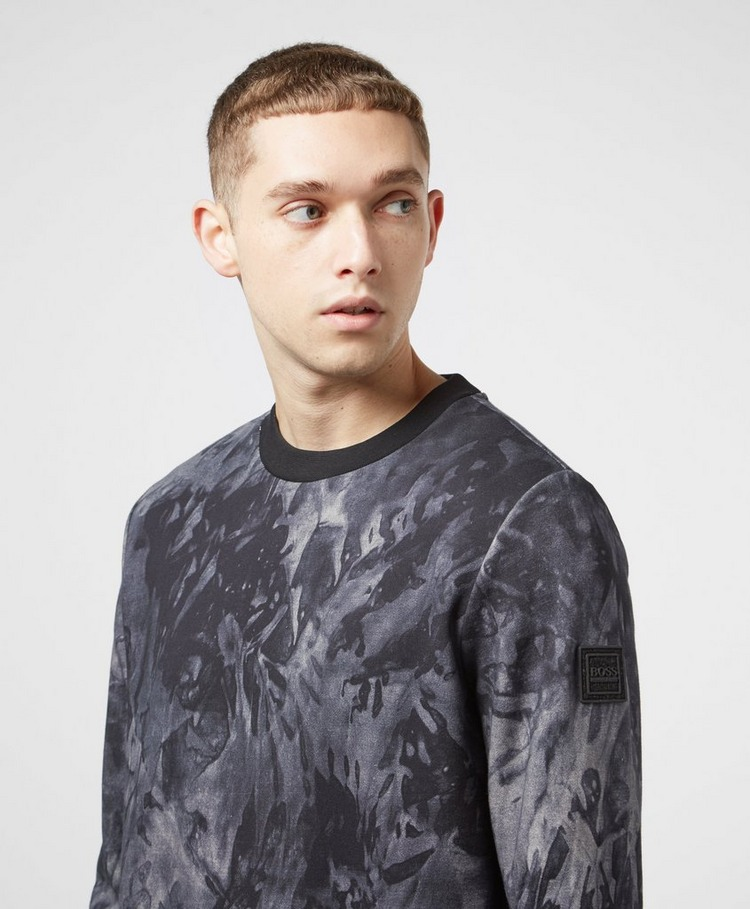 BOSS Waive Camo Sweatshirt