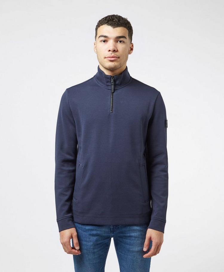 BOSS Bond Half Zip Sweatshirt