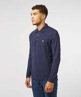 Lyle & Scott Core Long Sleeve Polo Shirt