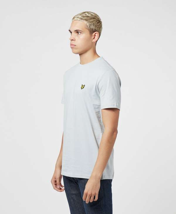 Lyle & Scott Basic Crew Short Sleeve T-Shirt