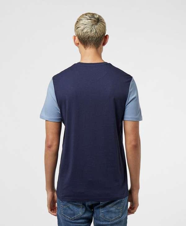 Lyle & Scott Panel Short Sleeve T-Shirt