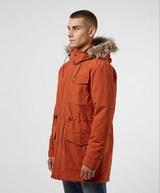 Lyle & Scott Lined Fur Parka