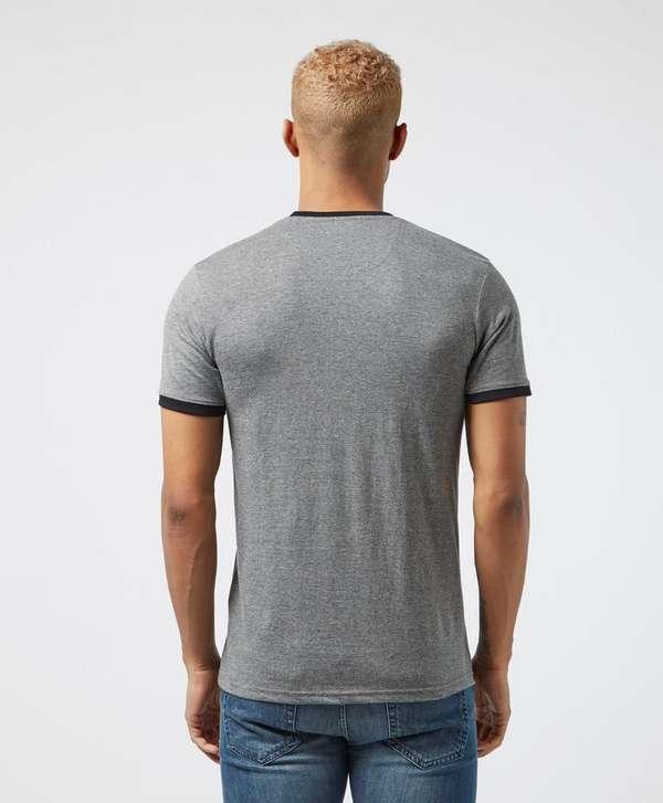 Ellesse Cubist Ringer Short Sleeve T-Shirt