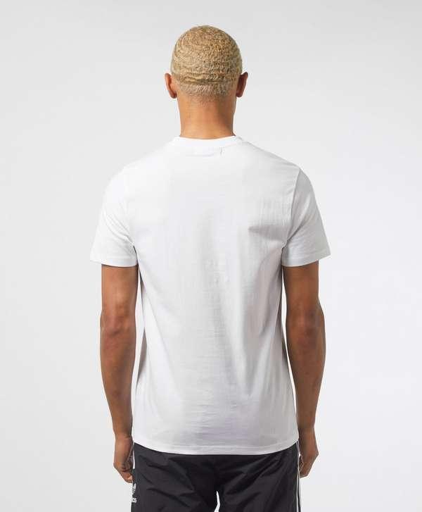 Fila Stu Centre Badge Short Sleeve T-Shirt