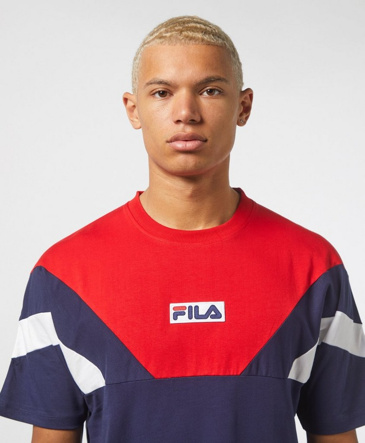 Fila Earl Short Sleeve T-Shirt