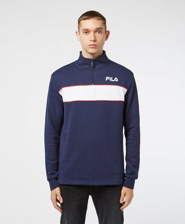 Fila Draco Half Zip Sweatshirt