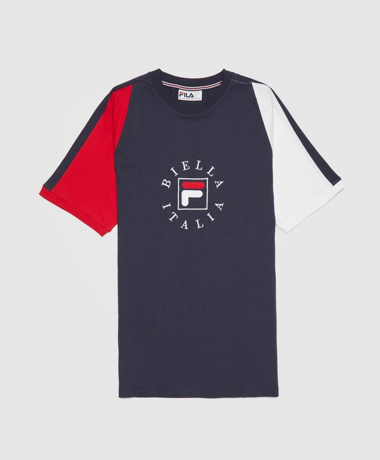 Fila Omero Biela Short Sleeve T-Shirt