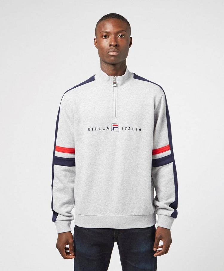 Fila Romolo Half Zip Sweatshirt