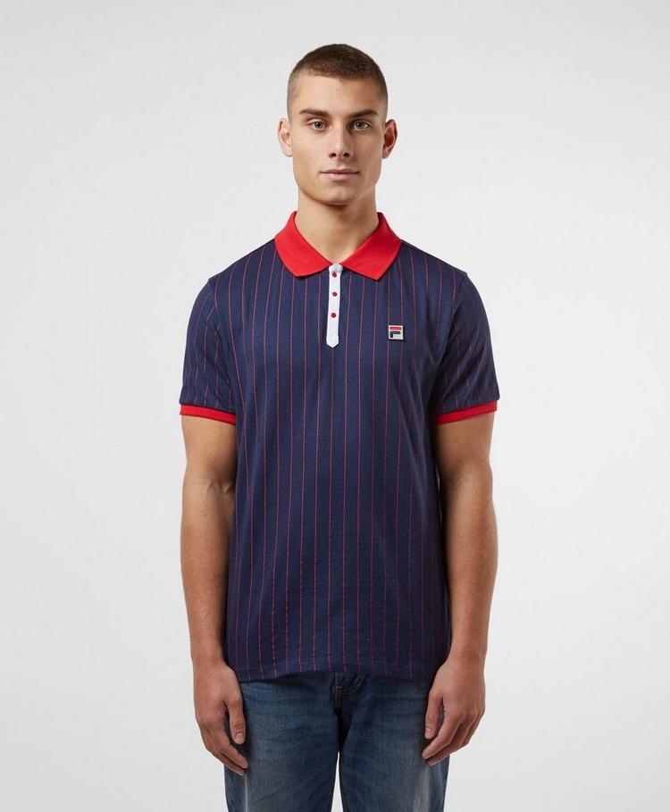 Fila Baseball Short Sleeve Polo Shirt