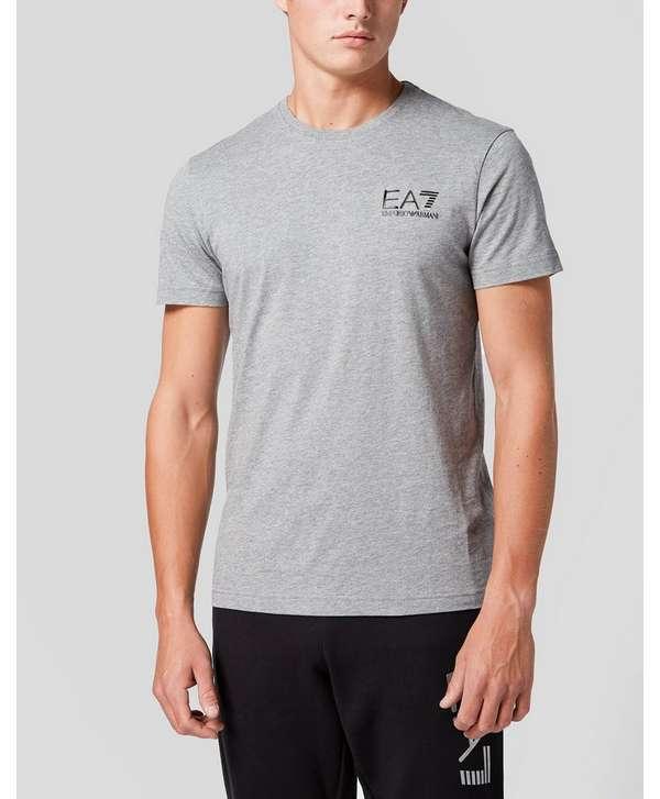92c0847b Emporio Armani EA7 Core ID Crew Neck T-Shirt | scotts Menswear
