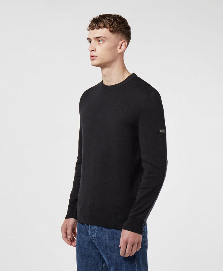 Barbour International Baffle Patch Sweatshirt