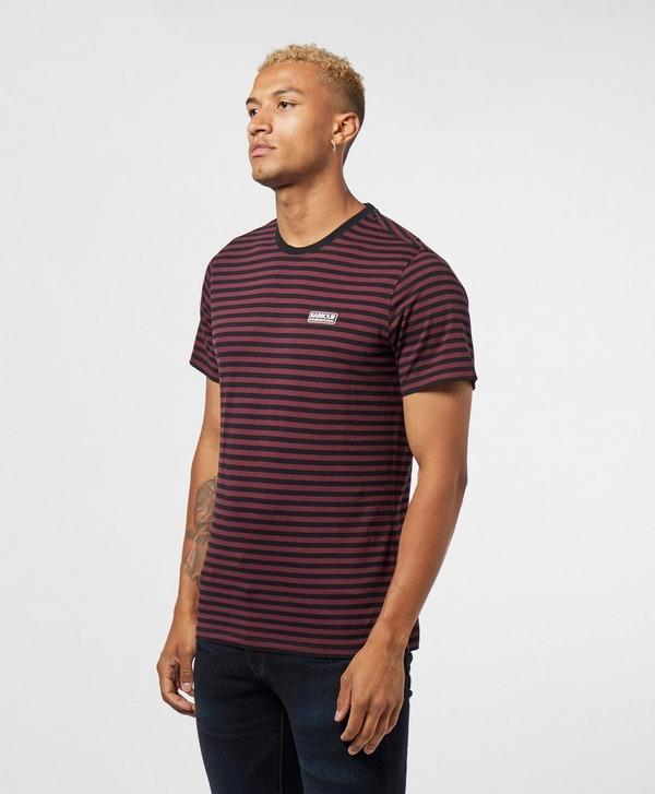 Barbour International Equal Stripe Short Sleeve T-Shirt