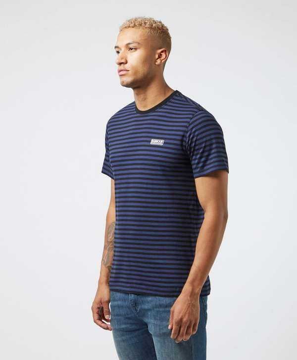 Barbour International Equal Stripe Short Sleeve T-Shirt