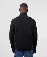 Barbour International Button Neck Knitted Jumper
