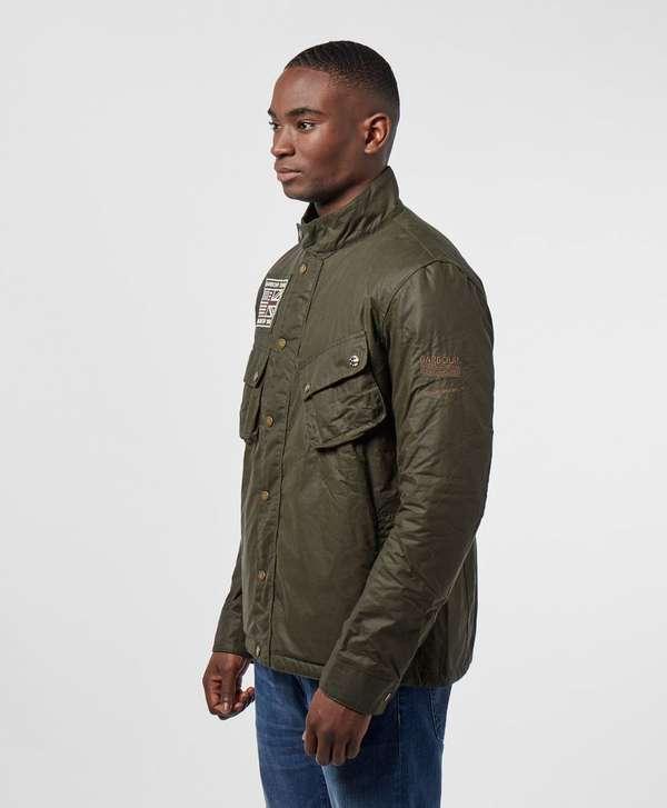 Barbour International Steve McQueen 9665 Waxed Jacket