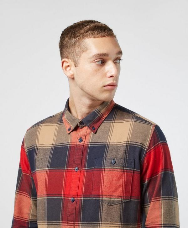 Barbour International Steve McQueen Joseph Check Long Sleeve Shirt