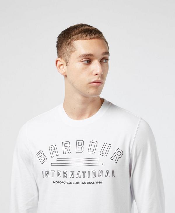 Barbour International Pedal Long Sleeve T-Shirt