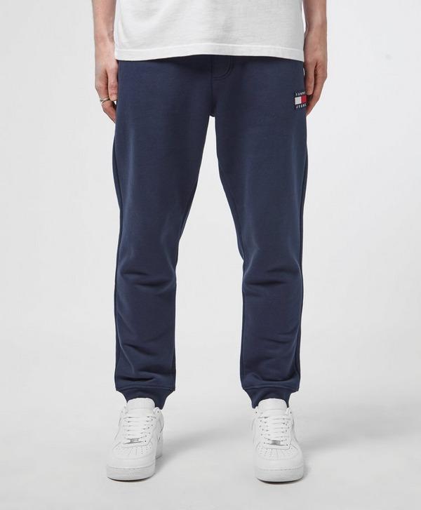 Tommy Jeans Badge Cuffed Fleece Pants