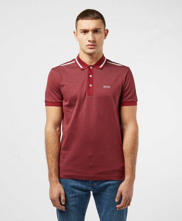 BOSS Paddy Short Sleeve Polo Shirt