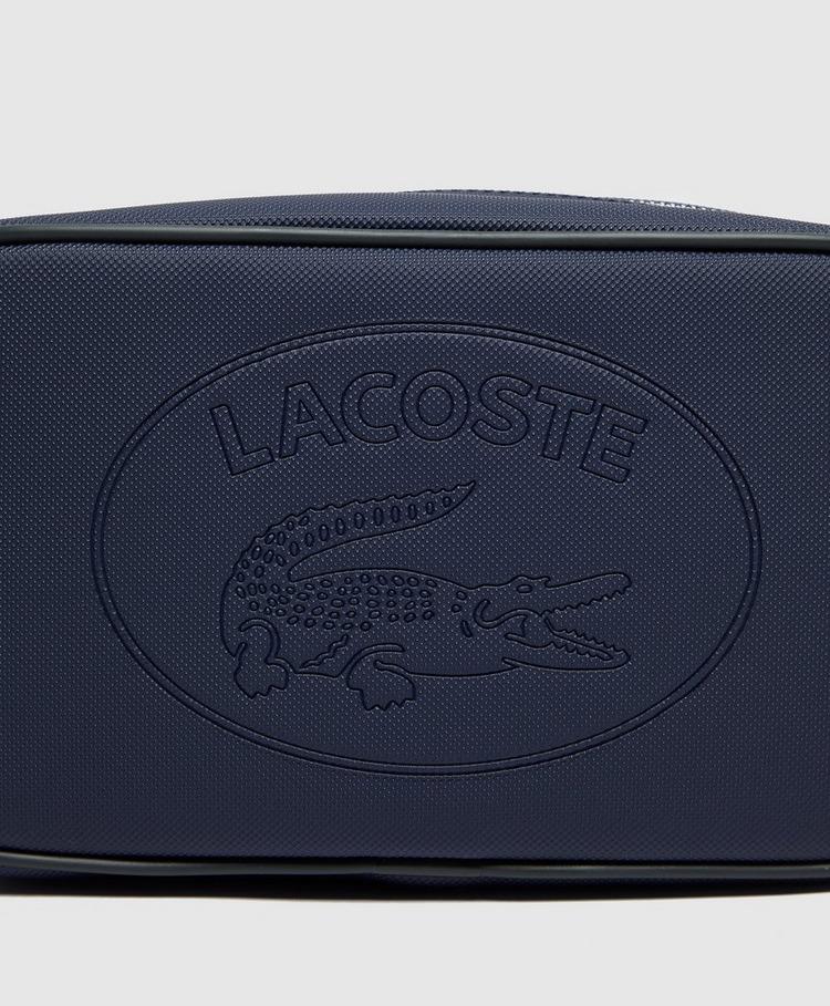 Lacoste Croc Wash Bag