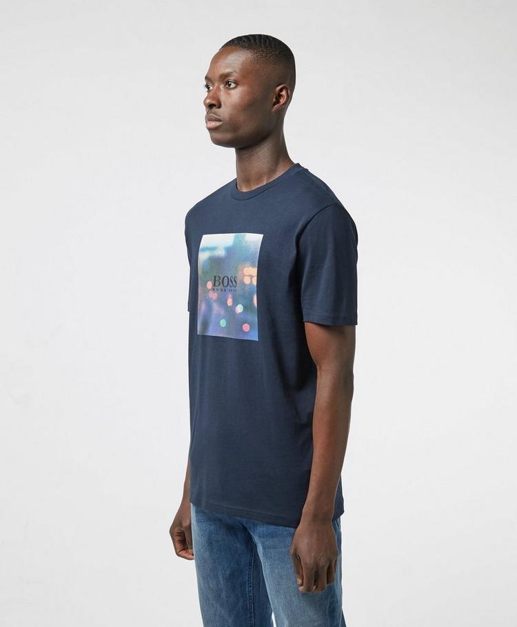 BOSS Tipoff Lights Short Sleeve T-Shirt