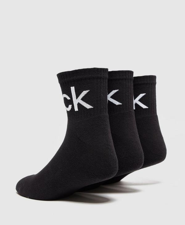 Calvin Klein 2 Pack of Trainer Socks