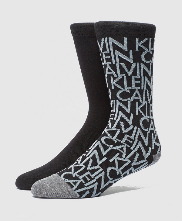 Calvin Klein CK 2-Pack of Socks